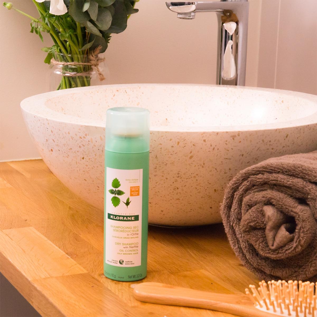 Klorane | Shampoo secco ortica