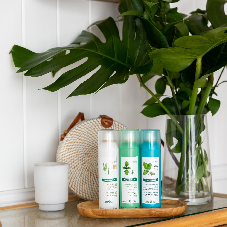 Klorane Dry Shampoos 2