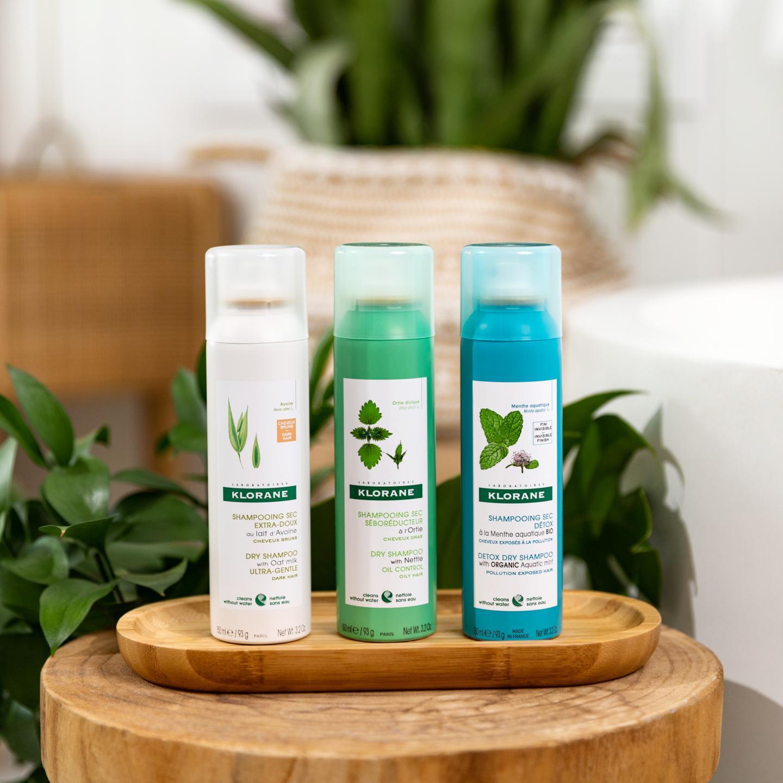 Klorane Dry Shampoos