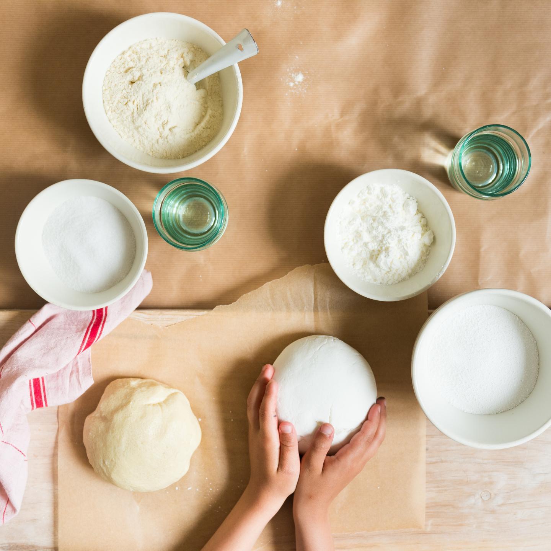 pâte à sel, comment faire une pâte à sel