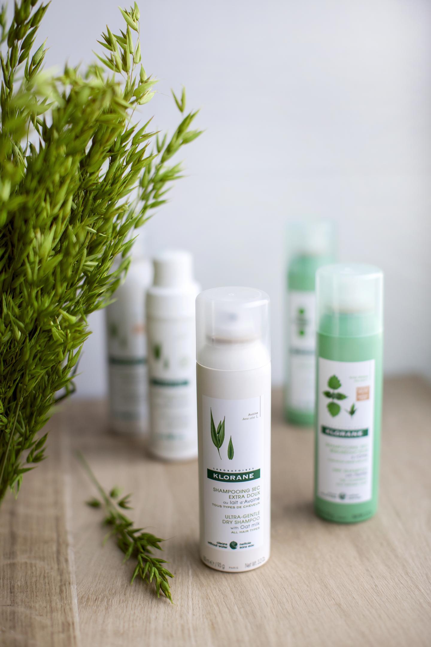 Shampoing sec, alternative au lavage des cheveux