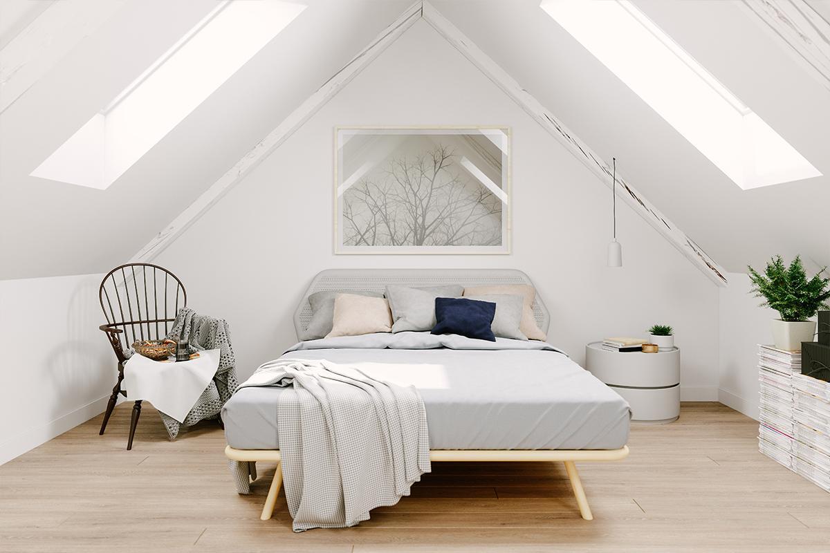 sommeil de qualité, faire le vide dans sa chambre