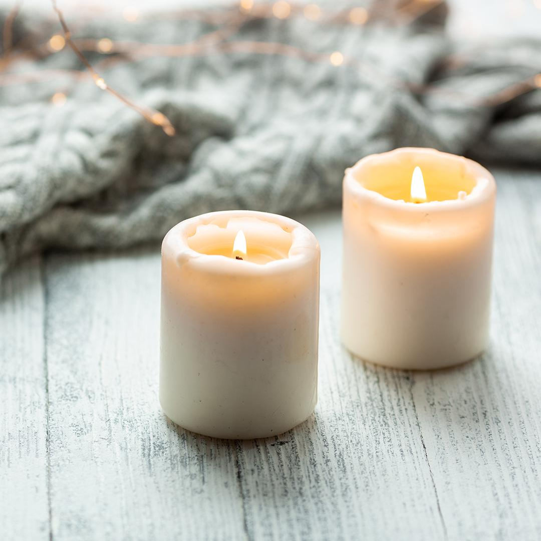 ambiance, bougies, bien être, vivre mieux