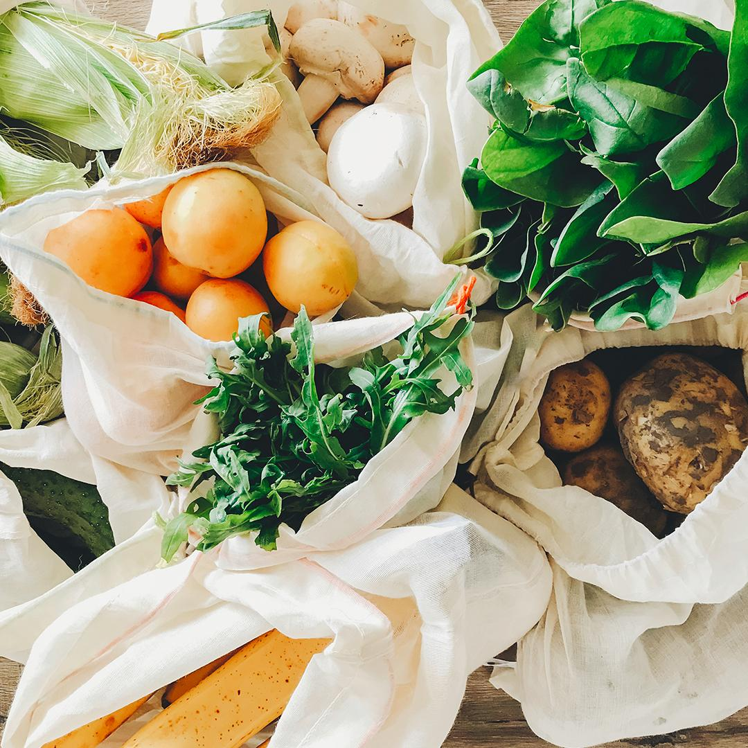 Consume local to avoid waste