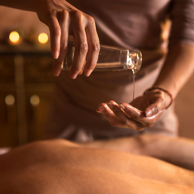 massage, se détendre, soulager le dos