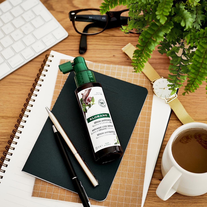 Klorane Hair Strengthening serum with Quinine