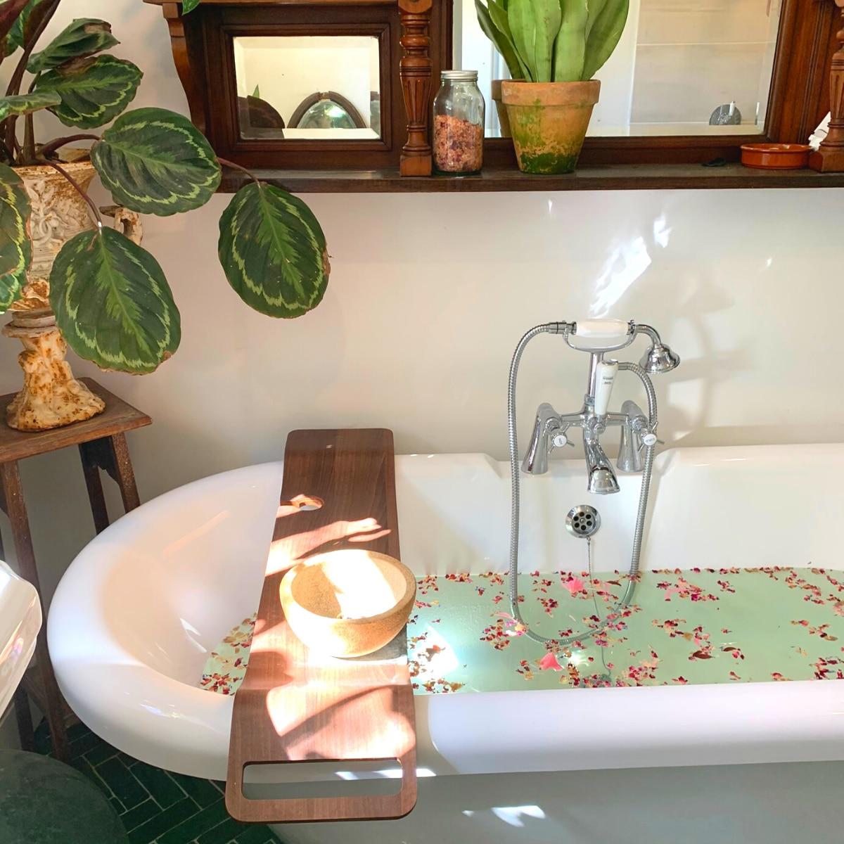 Klorane bath