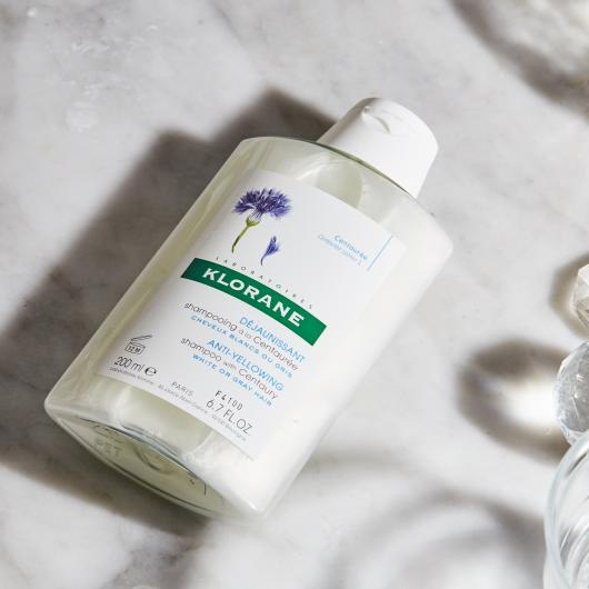Centaury shampoo