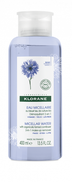 Micellar Water  with Cornflower