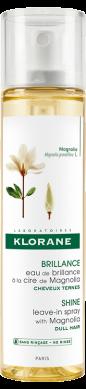 eau de brillance a la cire de magnolia