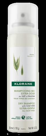 shampooing sec extra doux spray