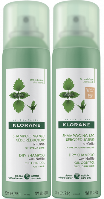 Dry Shampoos with Nettle