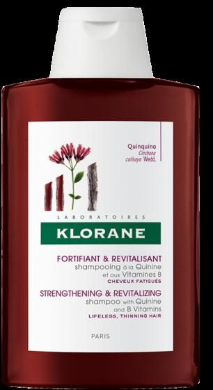 strengthening and revitalising shampoo quinine and b vitamins 200ml