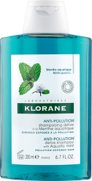 Detox Šampon - Máta vodní