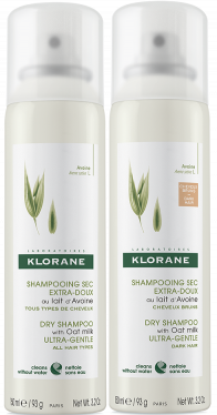 Dry Shampoos with Oat milk