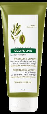 baume apres shampooing a l'extrait essentiel d'olivier
