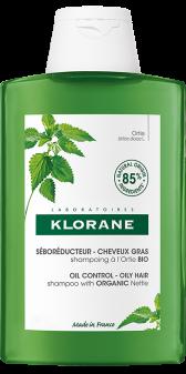 Shampoo with Organic Nettle